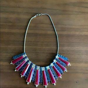 JewelMint Regal Collar Necklace